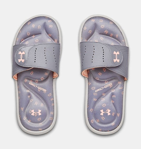 Under Armour Girls Ignite IX Swerve Micro Slide