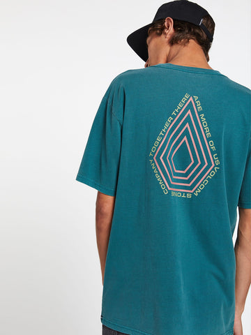 Volcom Mens Radiation S/S Tee