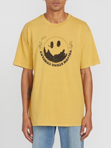 Volcom Mens Fake Smile S/S Tee
