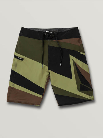 Volcom Boys Ransacked Mod Tech Trunks
