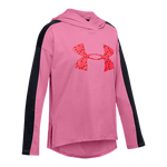 Under Armour Girls Favorite Jersey Hoodie