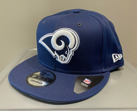 New Era Los Angeles Rams NFL 9FIFTY Snapback Hat