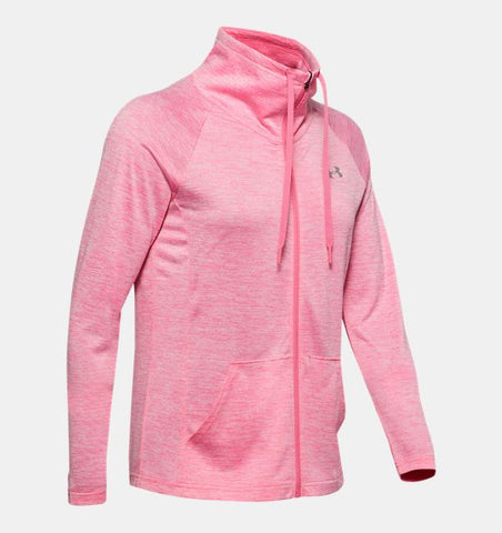 Under Armour Womens Tech Twist Full Zip
