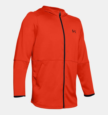 Under Armour Mens MK-1 Warm-Up Full Zip Hoodie