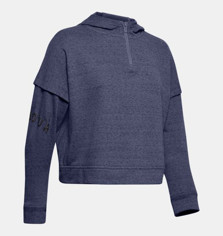 Under Armour Womens Rival Terry Hoodie