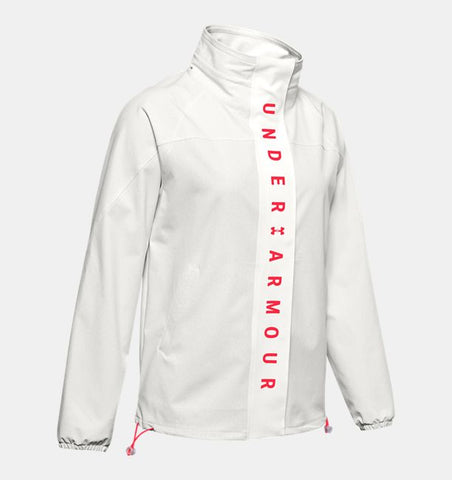 Under Armour Women's UA RECOVER™ Woven Full Zip
