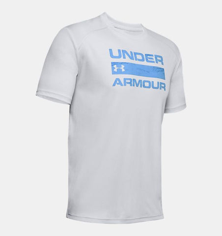 Under Armour Mens Iso-Chill Stack Tee