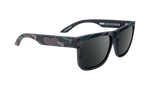 Spy Discord Sunglasses - Stealth Camo - HD Plus Gray Green w/ Black Spectra Mirror