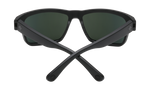 Spy Frazier Sunglasses - Matte Black - HD Plus Gray Green