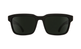 Spy Helm 2 Sunglasses - Matte Black - HD Plus Gray Green Polar