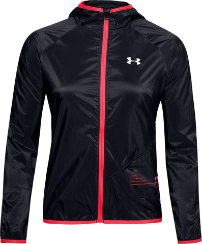 Under Armour W Qualifier Packable Jacket