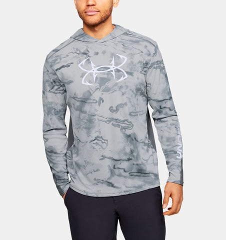 Under Armour Men's UA Iso-Chill Shore Break Camo Hoodie