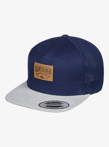 Quiksilver Boys Billside Snapback  Hat