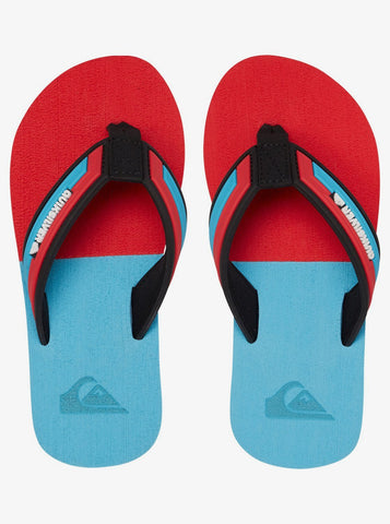 Quiksilver Boys Molokai Eclipsed Deluxe Sandals