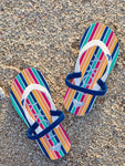 Roxy Girls Toddler Tahiti Sandals