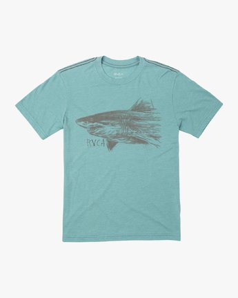 RVCA Boys Sea Song Tee
