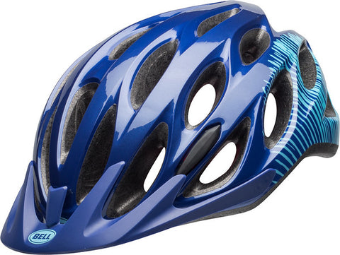 Bell Coast Joy Ride Universal Womens Helmet - Navy Sky