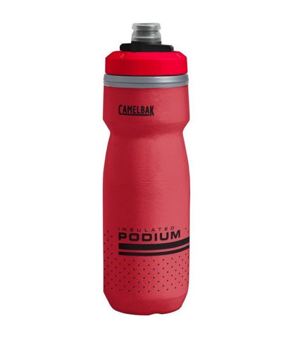 Camelbak Podium® Chill 21 oz Bike Bottle Insulated - Fiery Red