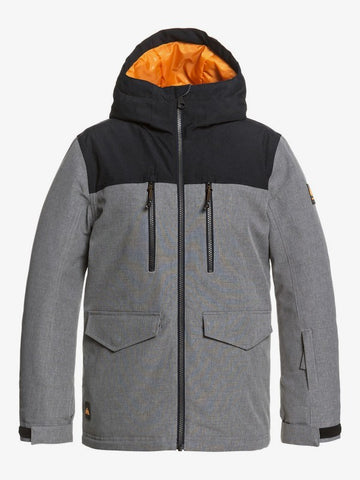 Quiksilver Boys Fairbanks Snow Jacket