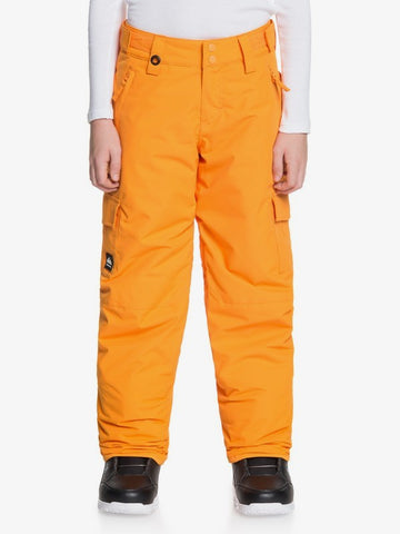 Quiksilver Boys Porter Snow Pants