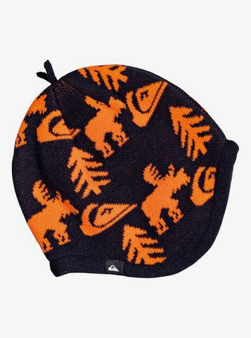 Quiksilver Kids Cookie Reversible Sherpa Beanie