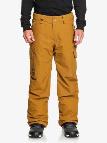 Quiksilver Mens Porter Snow Pants