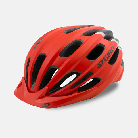 Giro Youth Hale Universal Fit Helmet - Matte Bright Red