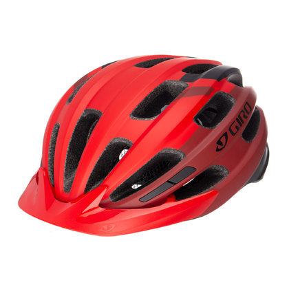 Giro Adult Register Universal Fit Helmet - Matte Red