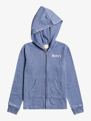 Roxy Girl What I Got A Zip-Up Hoodie