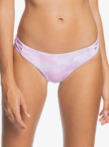 Roxy Womens Sea & Waves Revo Regular Bikini Bottoms