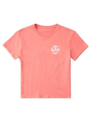 Roxy Little Girl Easy Sunrise Tee