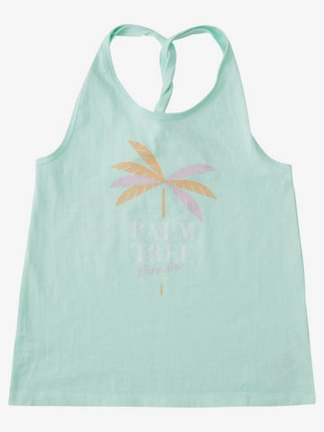 Roxy Girl Wish You The Best A Organic Tank Top
