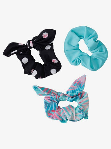 Roxy Girls Barbie™ x ROXY Scrunchie Set - 3 Pack
