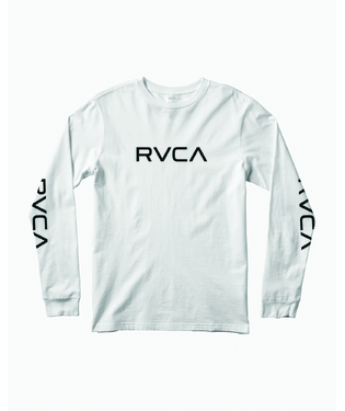 RVCA Big Rvca Long Sleeve Tee