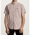 RVCA That'll Do Stretch Button-Up Shirt SS