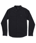 RVCA That'll Do Stretch Button-Up Shirt LS