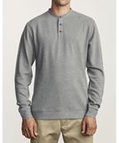 RVCA Compressor Thermal Henley Shirt