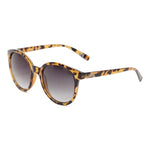 Vans Rise And Shine Sunglasses - Tortoise-Gradient Smoke Lens