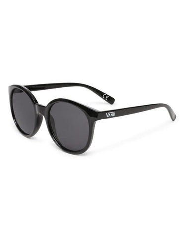 Vans Rise And Shine Sunglasses - Black-Smoke Lens