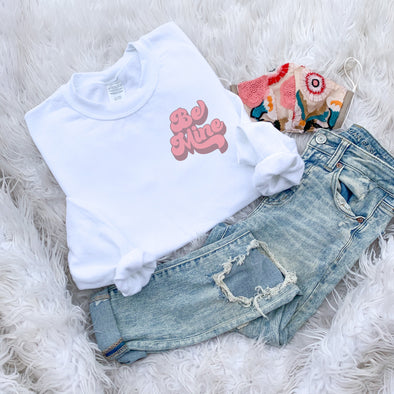 Be Mine Pocket Sweatshirt