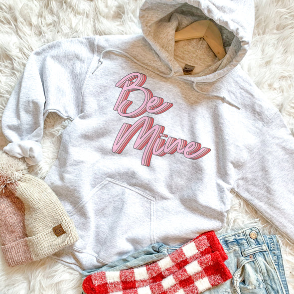 Be Mine Retro Sweatshirt