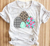 Easter Eggs Shirt Womens