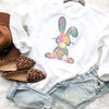 Floral Cottontail Sweatshirt