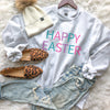 Happy Easter Sweatshirt Womens