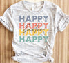 Retro Happy Easter Shirt