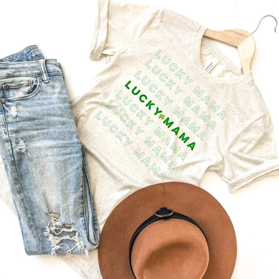 Lucky Row Mama Shirt