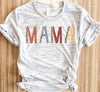 Mama Leopard Colored Shirt
