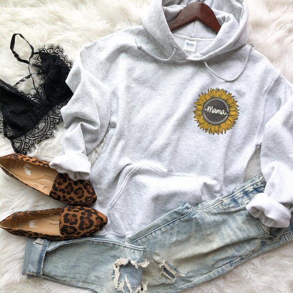 Sunflower Mama Sweatshirt
