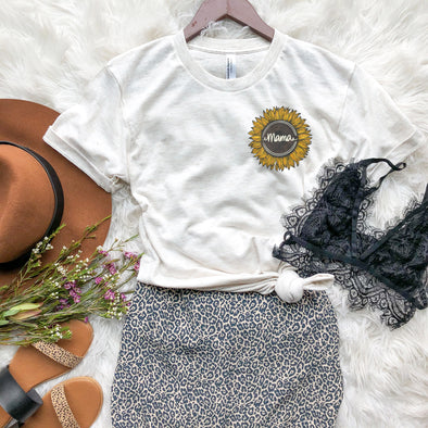 Sunflower Mama Shirt