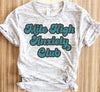 Retro Mile High Anxiety Club Shirt